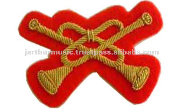 CROSS TRUMPETS MESS DRESS
