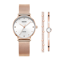 Rarone luxury ladies quartz watch women wristwatches