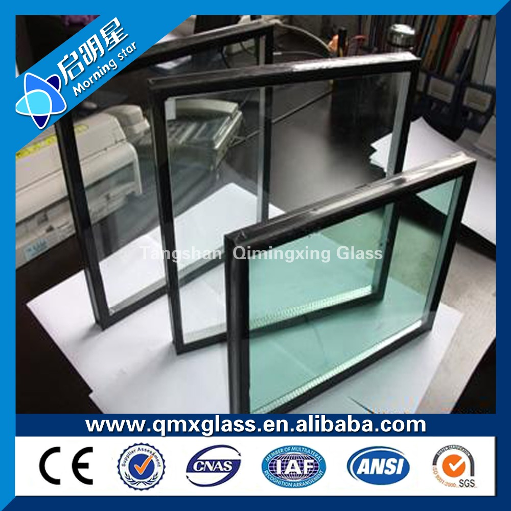 High quality which Used Commercial Windows Double Tempered Building Insulated Glass