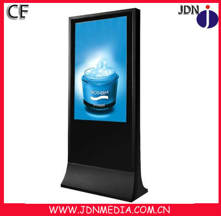 42inch tv promotional advertising / lcd ad player/standing advertising display