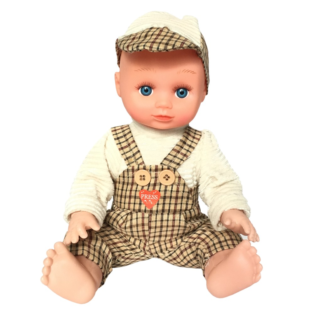 EN71 Certificated Fashionable Silicone Baby Boy Dolls