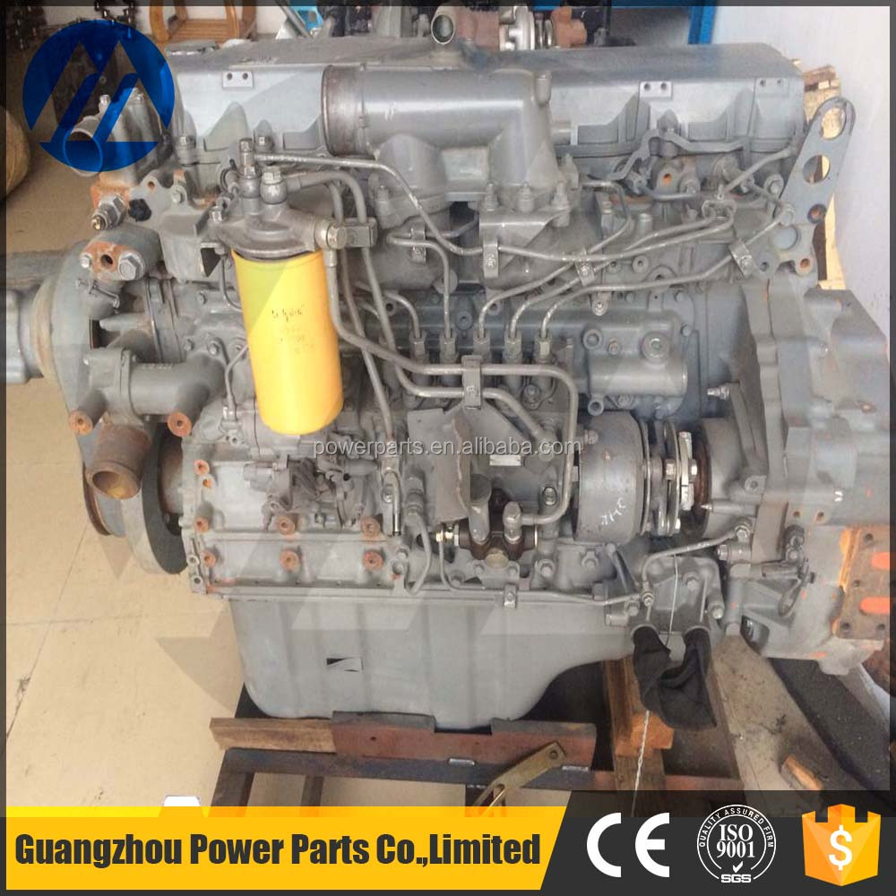 Isuzu Original Used 4BG1 Motor engine for Excavator Engine Assy