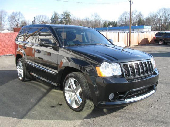 Jeep Cherokee SRT8 2008