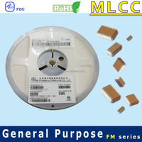 X7R 0603 100nF Multilayer Ceramic Capacitor