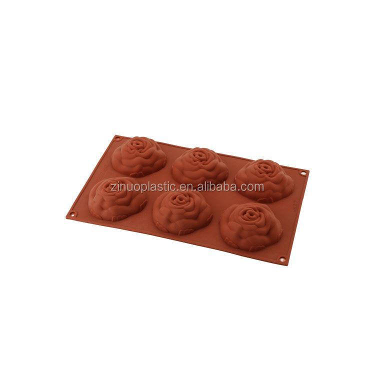 Top sale super quality soft mold wholesales cake mould