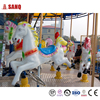 2016 Most Popular amusement park carousel horses for sale