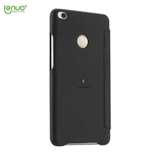 Ledream Soft PU+PC Wear-resistant Card Holder Protective Cover Shell Phone Case for Xiaomi Max Max 2 / Mi 6 / Mi 5C Mi 5X