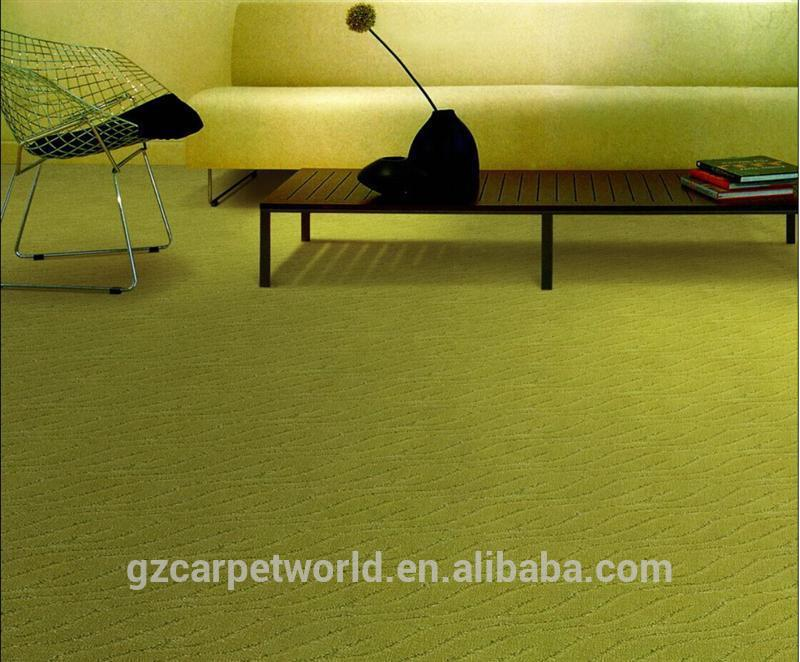 Professional moquette carpet with CE certificate