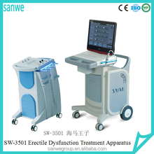 SW-3500Series Male Sexual Dysfunction Machine // Erectile Dysfunction Diagnostic and Therapy Machine // Premature Ejaculation