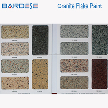 BARDESE Granite Flake Stone Paint for Building Wall