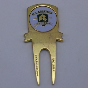 2018 golf divot tool with Ball Marker