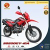 High Speed 200CC Dirt Bike Motorcycle with 4 Stroke Engine Hyperbiz SD200GY-10A