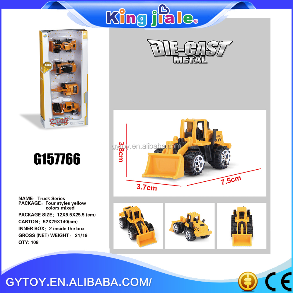 Hot-Selling High Quality Low Price fashion metal die cast truck