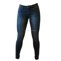 GMS-0649 2016 New Fashion Womens Ladies Denim Jeans Sexy Skinny Leggings Jeggings Tights Stretch Pants Trousers