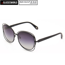 Best Quality New Arrival Stainless Steel Acetate Sunglasses OS2173