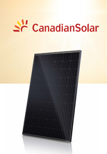 China best PV supplier most competitive 285W 290W Candaian Solar 60 cell MONO solar panel