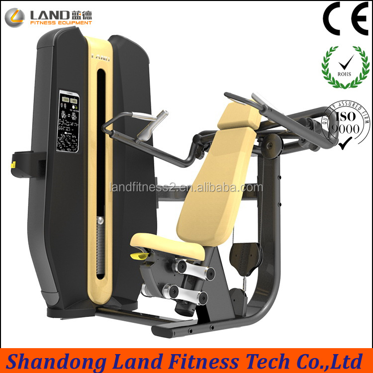 Competitive Price 3mm thickness gym Shoulder Press/sport training equipment/gym equipment