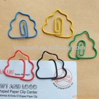 P204 office & school supplies fancy Lazy Sheep shaped paper clip