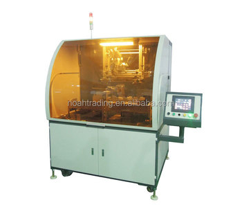 high-performance plastic bottle cap printing machine, plastic cap printing machine