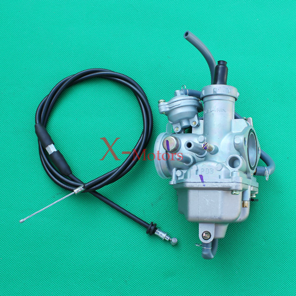 New KEIHIN Carburetor for Honda TRX250TM FourTrax Recon 250 ATV 2002-2007