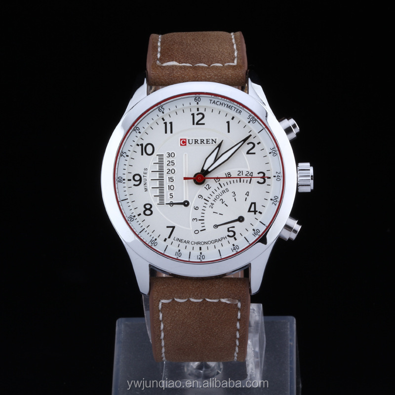 Wholesale import Watches Cheap Vogue Men's Wrist Watch.Alibaba Hot Selling Men's Wrist Watch