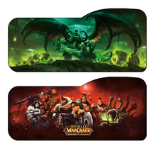 FDT World of Warcraft gaming Fabric Cheap Mouse Pads Printable Mouse Pad