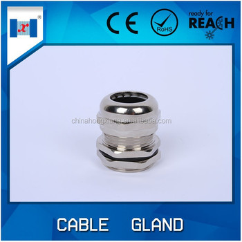 Dome Cap EMC Cable Gland PG7-PG63