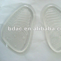 adhesive gel insole forefoot cushion self-adhesive foot pad