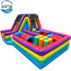 Indoor inflatable funny playground equipment commercial bouncy castle