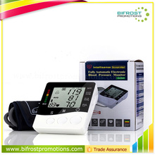Health Checking Digital Blood Pressure Operator