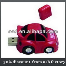 mass production bulk 32GB 30% discount of car usb flash drive