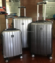 Super Size Upright Japan Express Striped Abs Luggage
