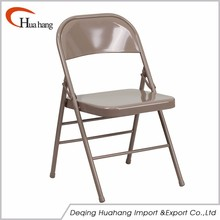BBQ Party Outdoor Folding Mental Chair Wholesale