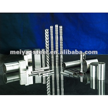 Stainless Steel Welded Pipe 19.1x1.2mm