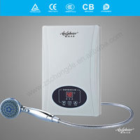 2014 brand new design instant electric water heater