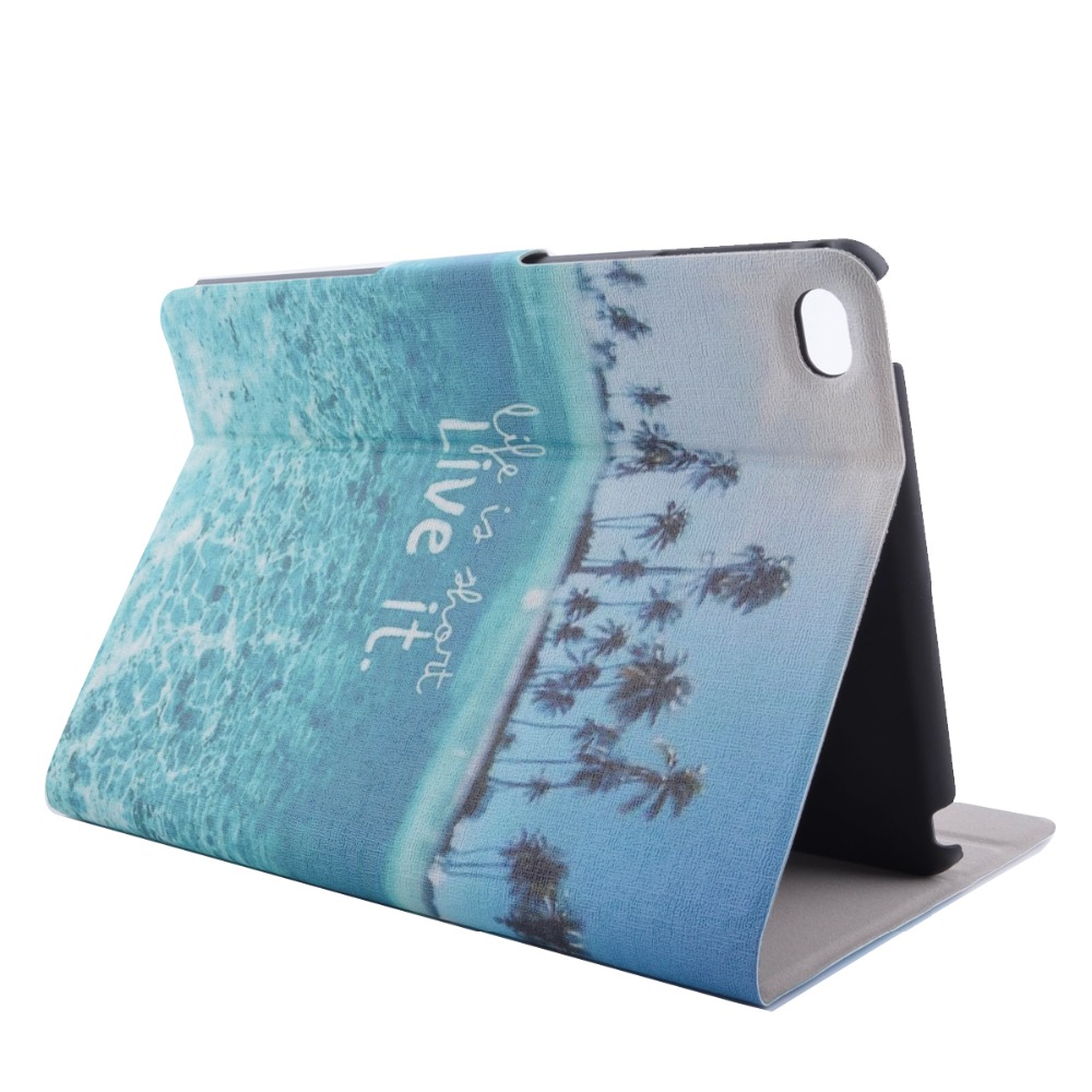 lovely design shockproof flip stand cover case for ipad mini 4