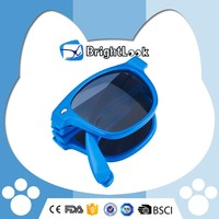 Newest design top quality children polarized sunglasses