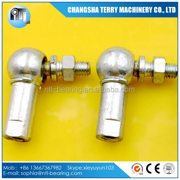CS16M10 DIN71802 standard Stainless steel ball joint
