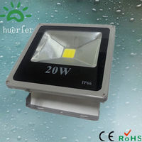 Hot products made in china AC DC12v 24v outdoor led flood light 20w vtac