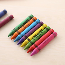 Customized Wax Crayons Set For Children Kids Non Toxic Crayons