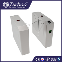 High quality stainless steel automatic waist height bridge tripod turnstile gate