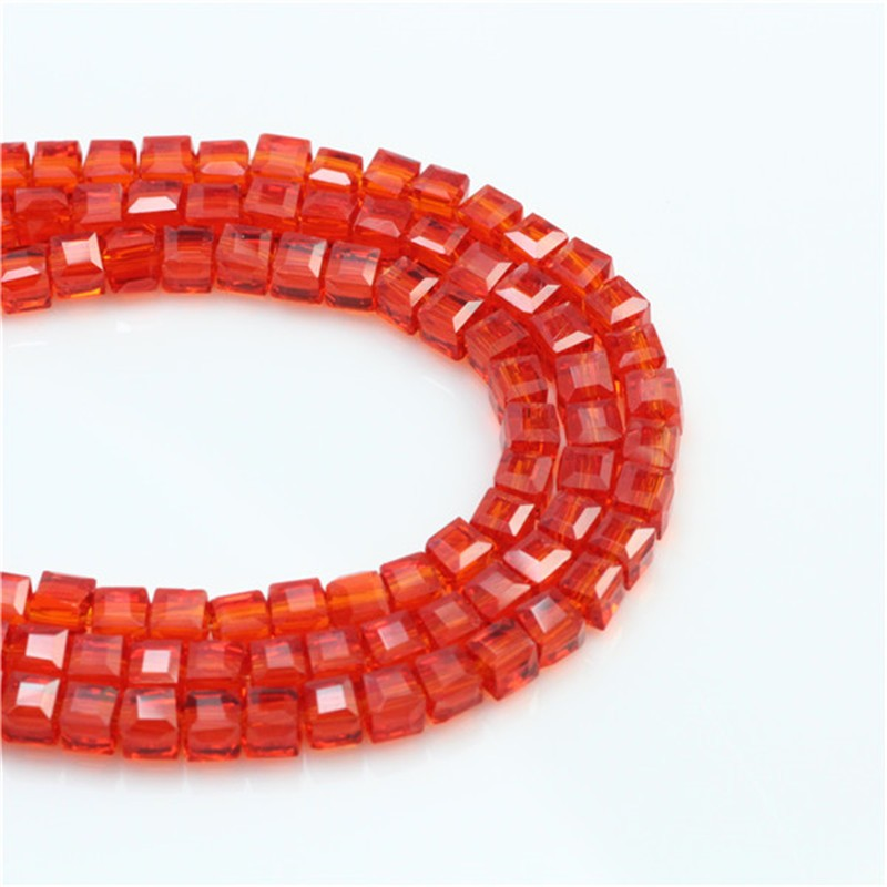 wholesale coral diamond square beads,square beads,beads