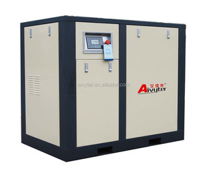 used atlas copco high pressure screw air compressor for printing machine