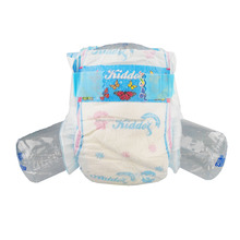 Disposable colored baby diapers turkey with economical price