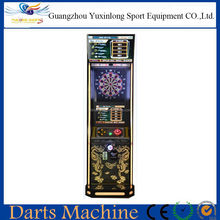 Metal & Acrylic electric darts machine with soft tip darts machine for darts game