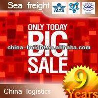 sea freight to jordans