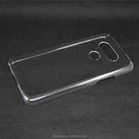 2016 Factory direct sale new special design PC phone case for LG G5 from Bostar