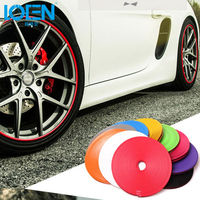 Fashion auto exterior accessories 8M * 0.8CM tape wheel rim stripe