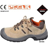 Brand safety shoes export to Germany, personal protective equipment factory
