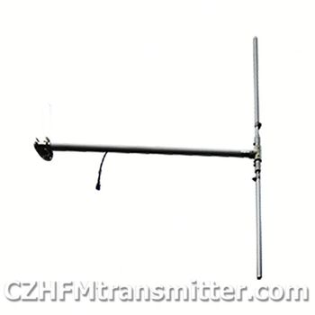 FMUSER DP100 1/2 Wave FM Dipole professional Antenna for 0-150w vhf outdoor four folded dipoles antenna